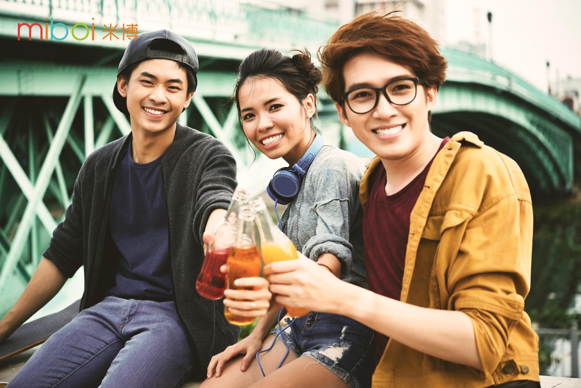 米博联合MQD户外开启美食派对,打通异业营销新模式
