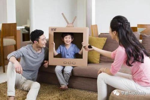 爸爸如何做好孩子的人生榜样?这4点
