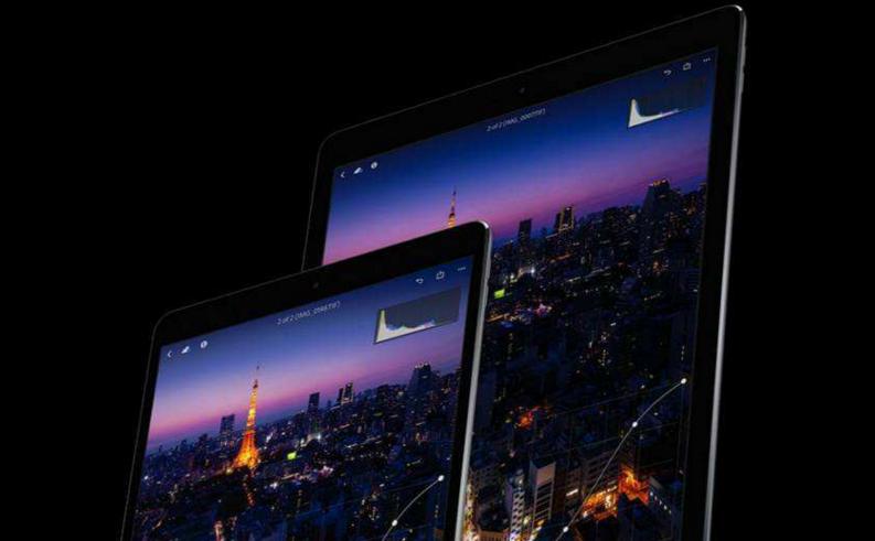 王建国:什么叫iPad Pro生产力?