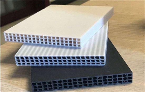 绿色模板崭新时代 顾豪中空塑料模板新品牌