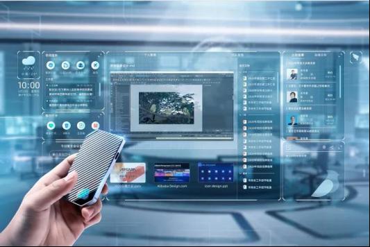 国强投资社资讯看点:为何阿里、华为都要做云电脑和云手机?