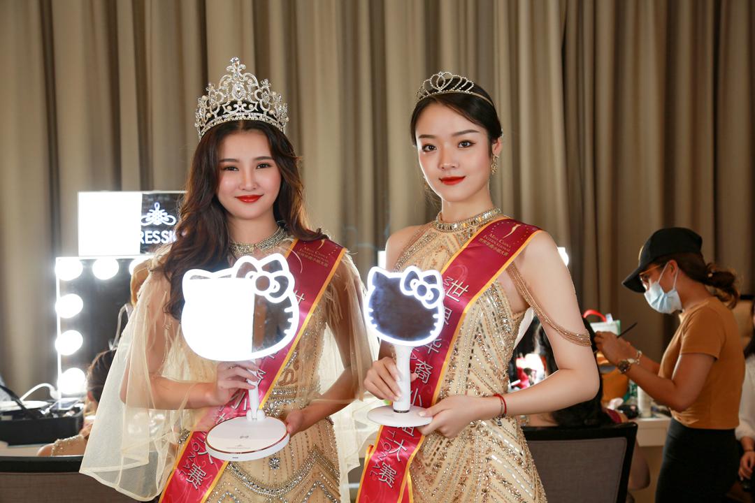 2021年世界华裔小姐大赛启动,IMPRESSIONS助力美丽赛事