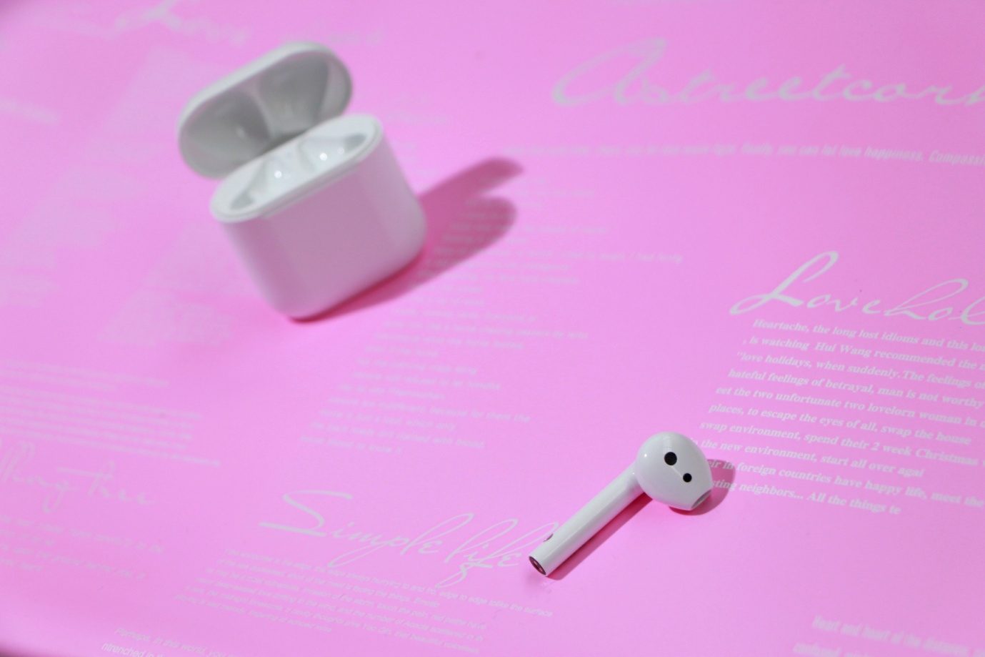 专属猪猪女孩的中秋节礼物——漫步者DreamPods蓝牙耳机