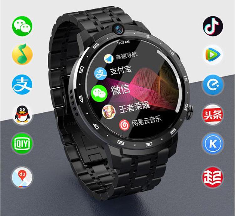 智能手表居然有这么高的配置 顿磊安卓手表惊艳上市