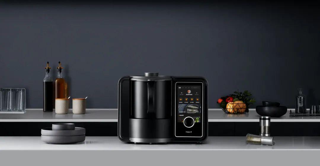 """终于等到预售!这台AI多功能料理机即将开启""""未来厨房""""时代!"""