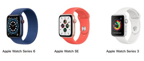 苹果智能手表和顿磊安卓手表对比