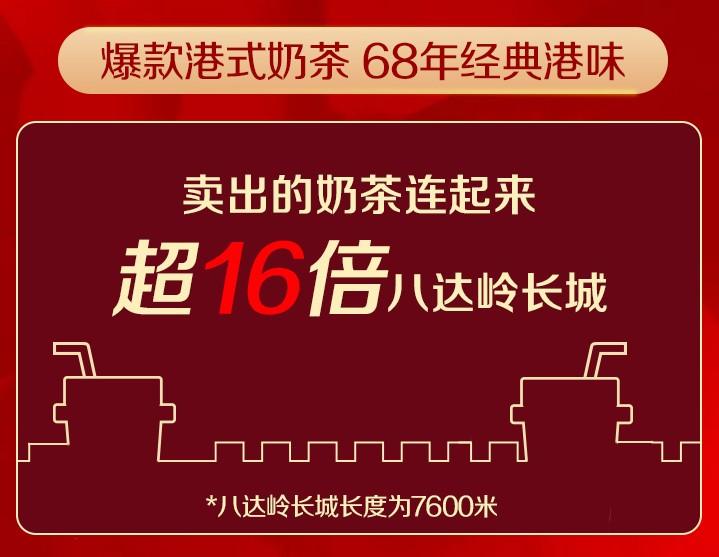 兰芳园双11销售额同比增长602% 新品太妃榛果鸳鸯卖爆