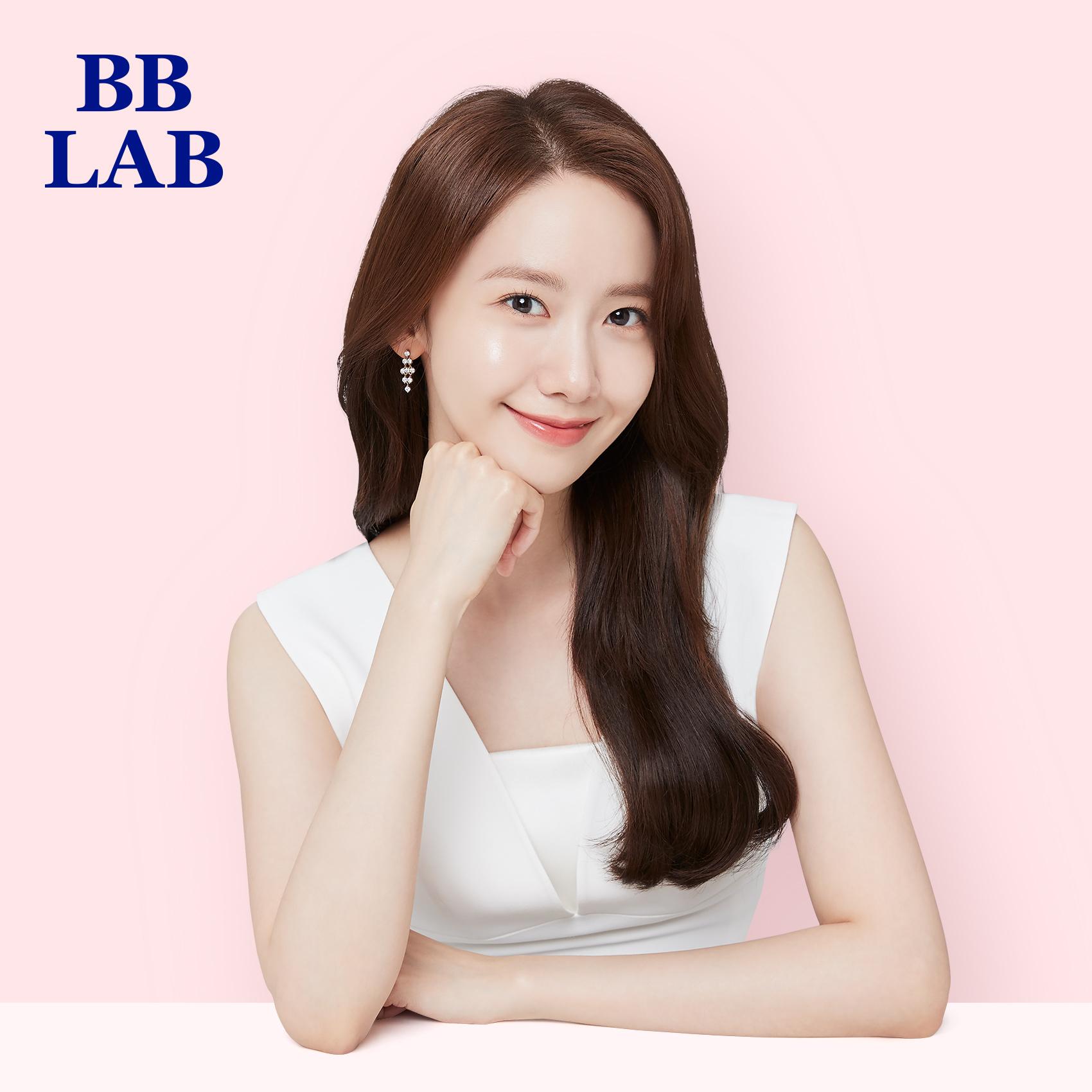 韩国少女时代成员允儿成为BBLAB品牌新一代专属代言人