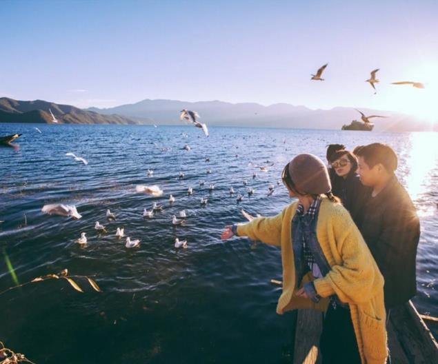 去云南昆明大理旅游跟团一般多少钱?两个人去丽江